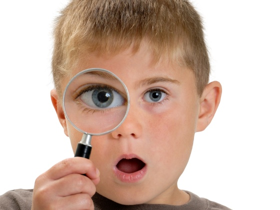 Detecting Through the Eyes of a Child