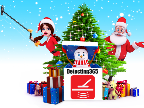 ULTIMATE METAL DETECTING CHRISTMAS SHOPPING GUIDE