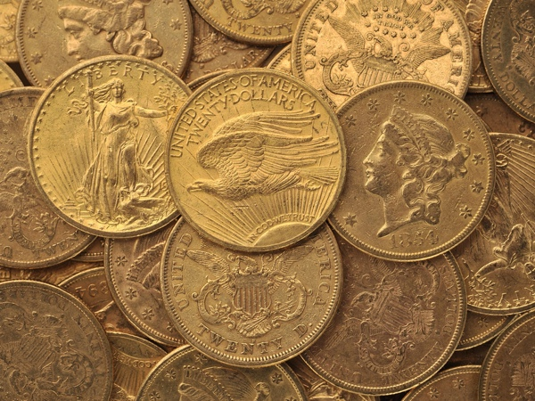 Gold and Silver Coin Hoards Are Out There