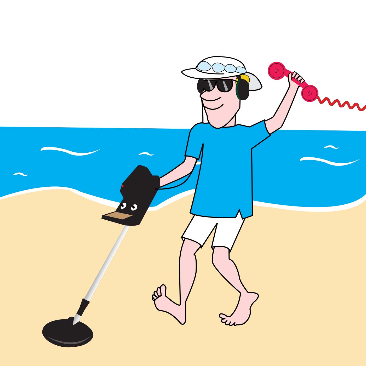 19: How to Find a Ring With a Metal Detector