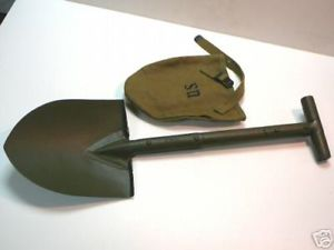 WWII Entrenching Tool