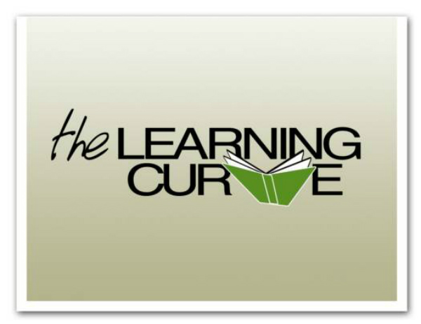 The Learning Curve or TLC for Newbies