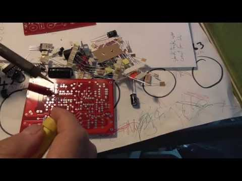 HOW TO DIY ONE OF THE BEST METAL DETECTOR CIRCUITS (Subscribe & share to See More)