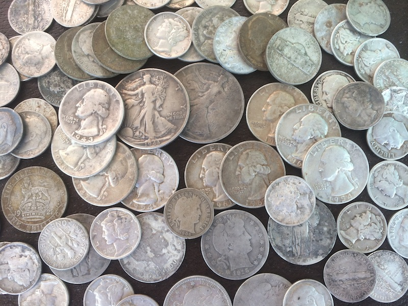 How to Clean Silver Coins