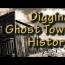 Oklahoma Ghost Town Metal Detecting part 1