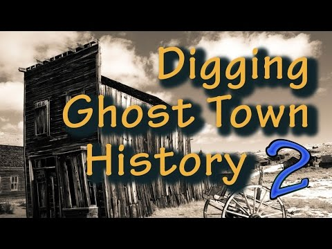 Oklahoma Ghost Town Metal Detecting part 2