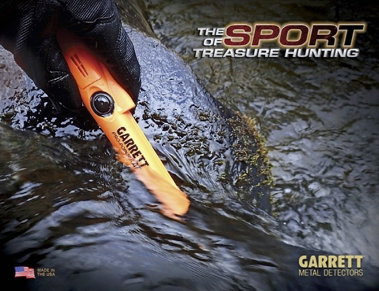 First Look:  Garrett's New ProPointer AT!