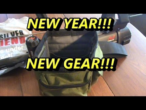 2015 metal detecting gear review