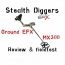 #83.5 ~ Ground EFX MX300 Stryker lite Review & Field test ~ metal detector