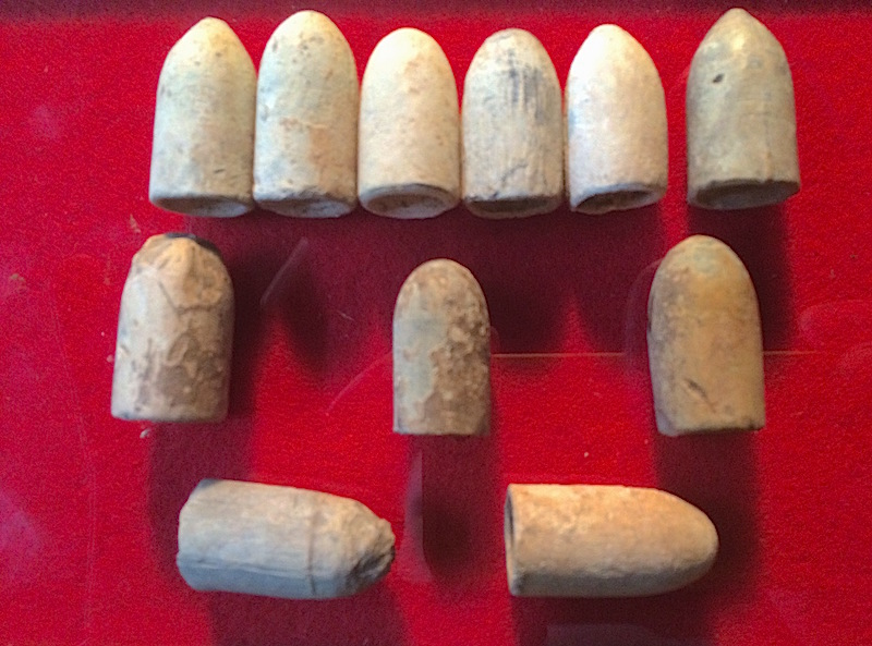 The Endless Varieties of Civil War Enfield Bullets
