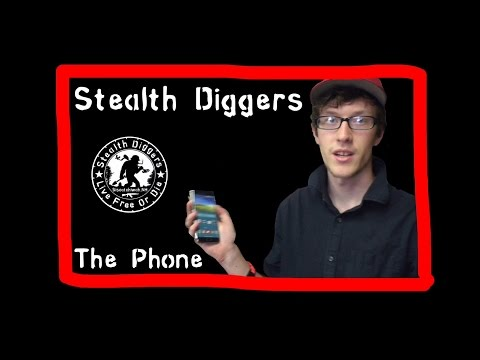 #86 The Phone – metal detecting NH Surface find cellar holes relics