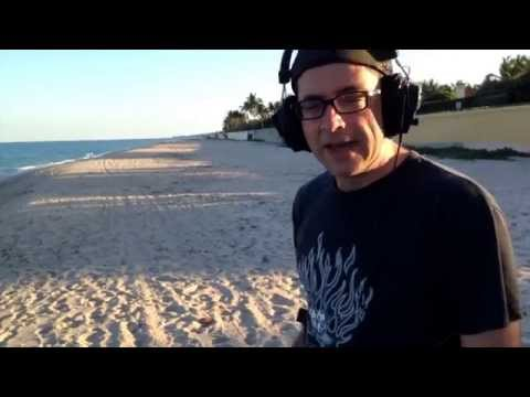 """Fortune Hunters #8 """"Tips, Tricks and Crab Sticks"""" Beach Detecting, Pro Pointer Trick and Crabs"""