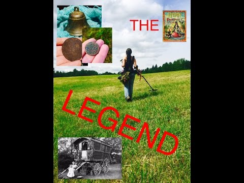 Metal detecting: A local superstition lead us to treasures!!