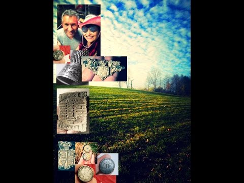 Metal detecting without any plan or research – crazy good silver hunt!!