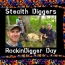 #97 RockinDigger Day – good friends metal detecting NH relics coins Garret Deus XP