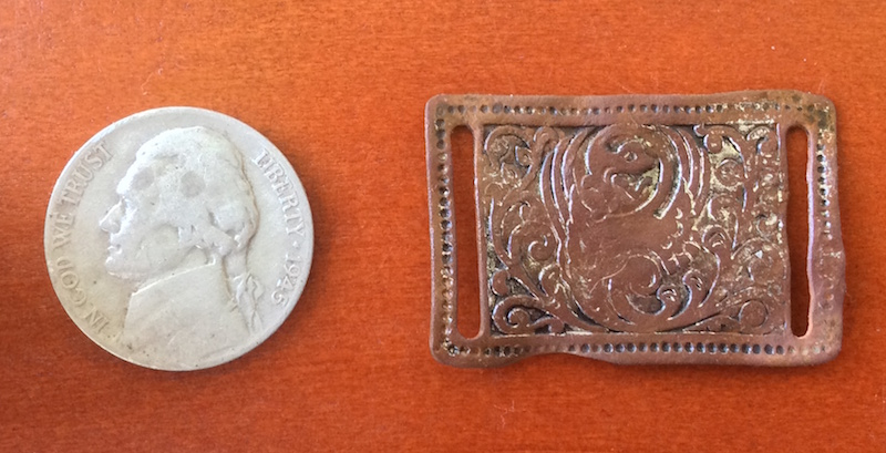 100 FINDS IN 100 DAYS: #85:  Mexican American War Mystery Item