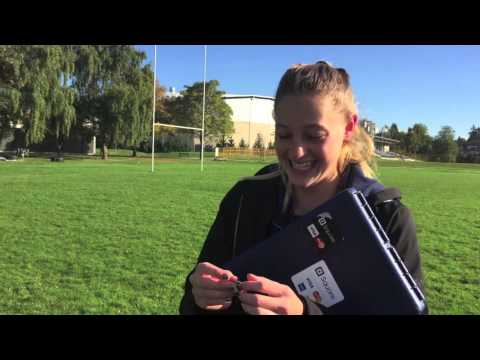 Metal Detecting  For A Lost Silver Pendent UBC Rugby Field…Found!