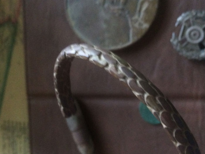 100 FINDS IN 100 DAYS: #52 Victorian Copper Trade Bracelet