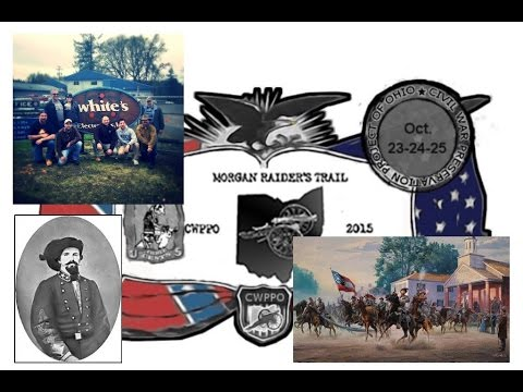 Bulletin: Metal detecting Morgan's Raid Civil War announcement!