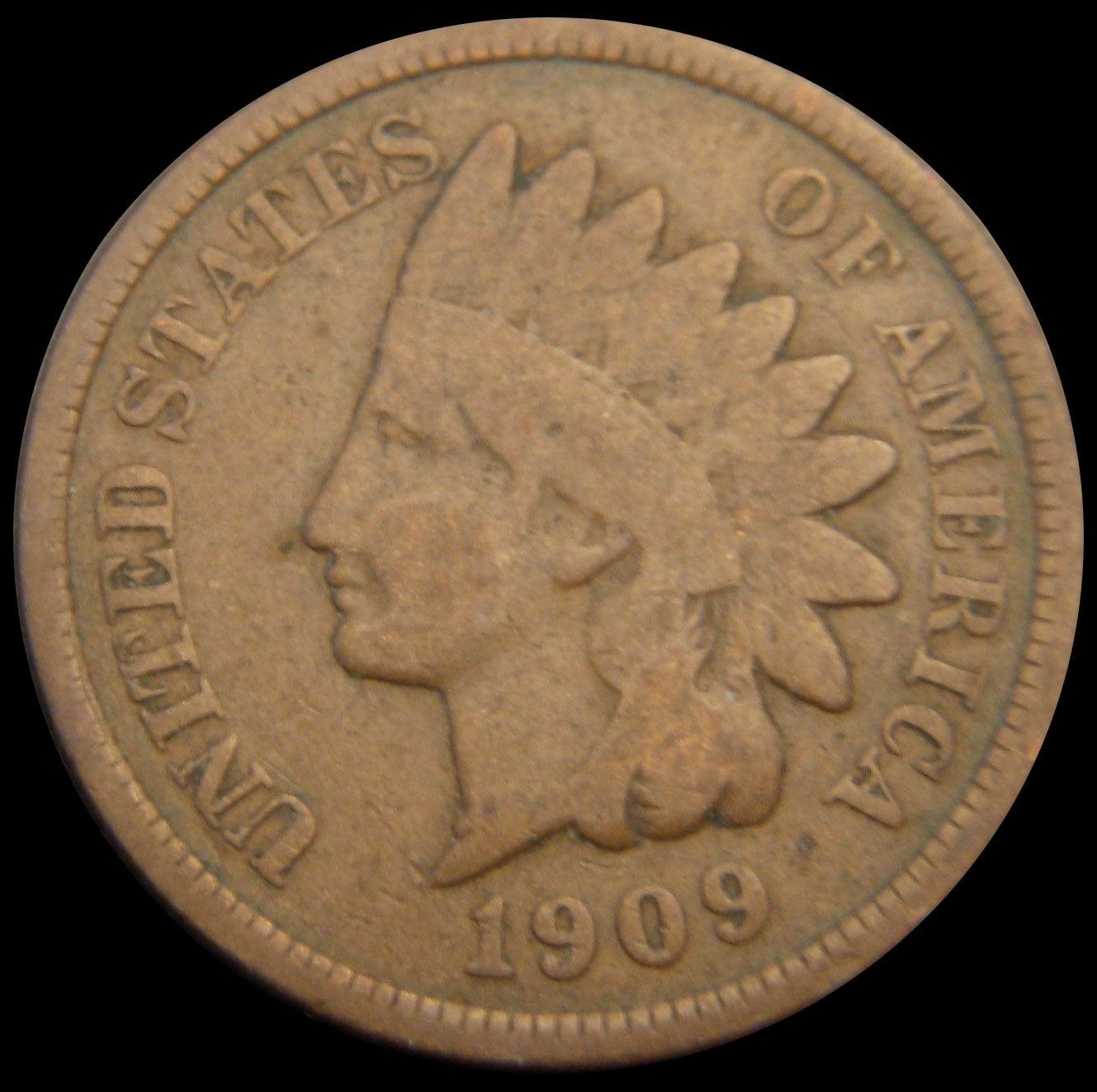 100 FINDS IN 100 DAYS: #44 Indian Head Cent du Jour.