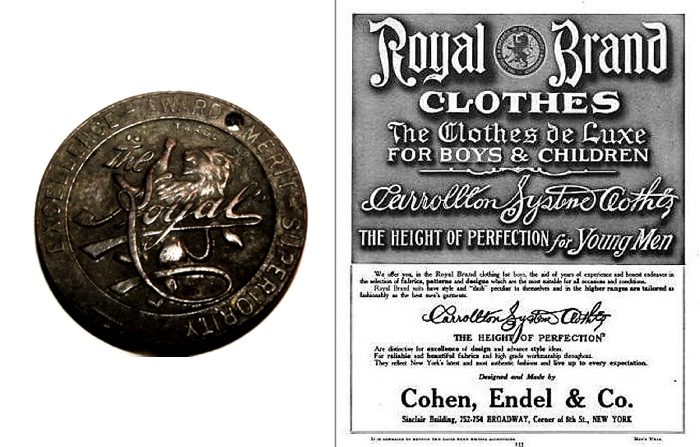 100 FINDS IN 100 DAYS: #43 Royal Suit Token