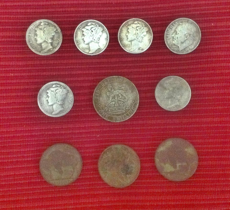 100 FINDS IN 100 DAYS: #35 1922 British Silver Shilling