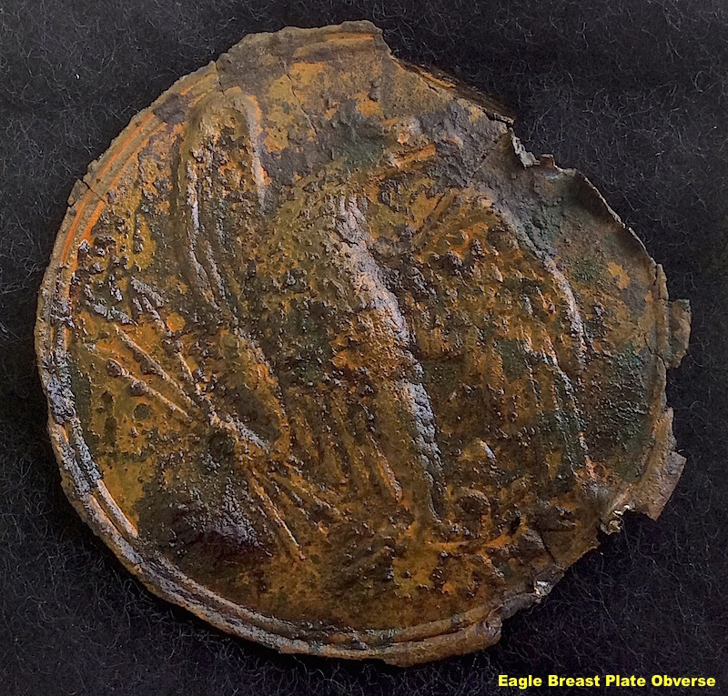 100 FINDS IN 100 DAYS: #10 NCO Eagle Breast Plate