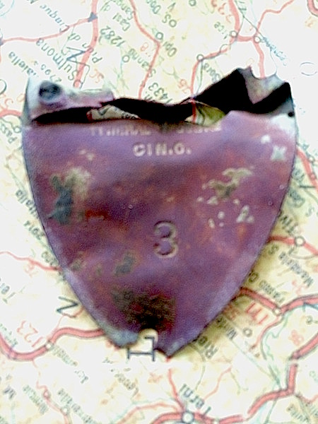 100 FINDS IN 100 DAYS: #6 Civil War Saddle Tag