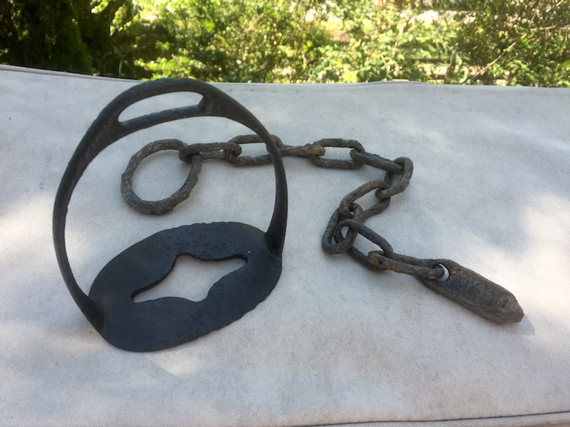 100 FINDS IN 100 DAYS: #7 Civil War Artillery Chain