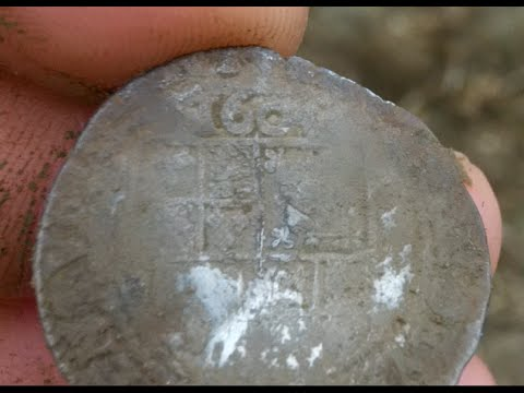 The Mouse cup & another Hammered!  : Metal detecting UK #86