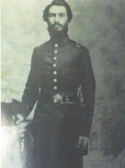 Col Samuel G. Earle, 3rd Ark Cavalry, who died that day.