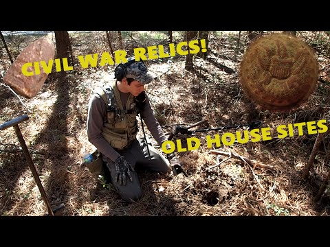 War Relics! & More Old House Sites!
