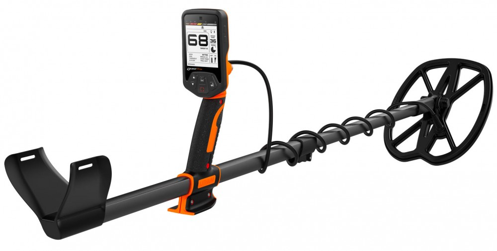 New Deteknix Quest Pro metal detector review.