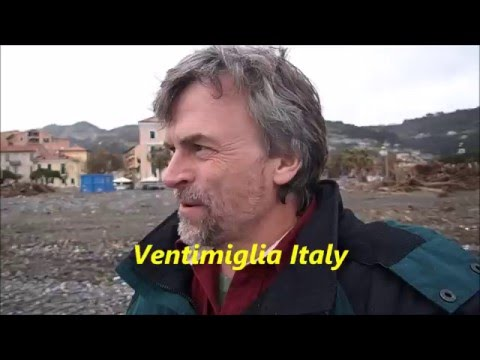 Ventimiglia Italy: Hungry For Treasure