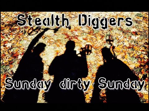 #136 Sunday Dirty Sunday – cellar hole metal detecting NH Garrett Atgold Xp deus Atpro