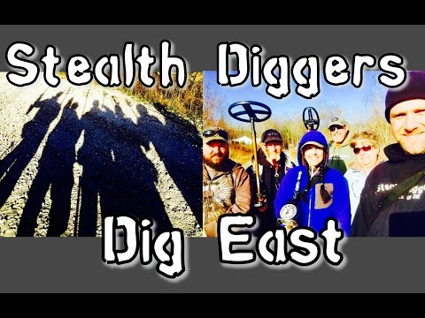 #139 Dig East – NH metal detecting a 1700's farm – ATGOLD XP DEUS GOLDBUG PRO