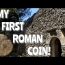Metal Detecting the Roman Rock House!