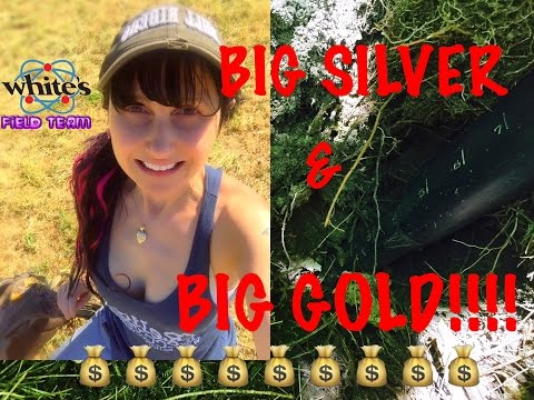 Our EPIC metal detecting trip: Big Spanish SILVER & BIG GOLD!! MX Sport, MXT Pro
