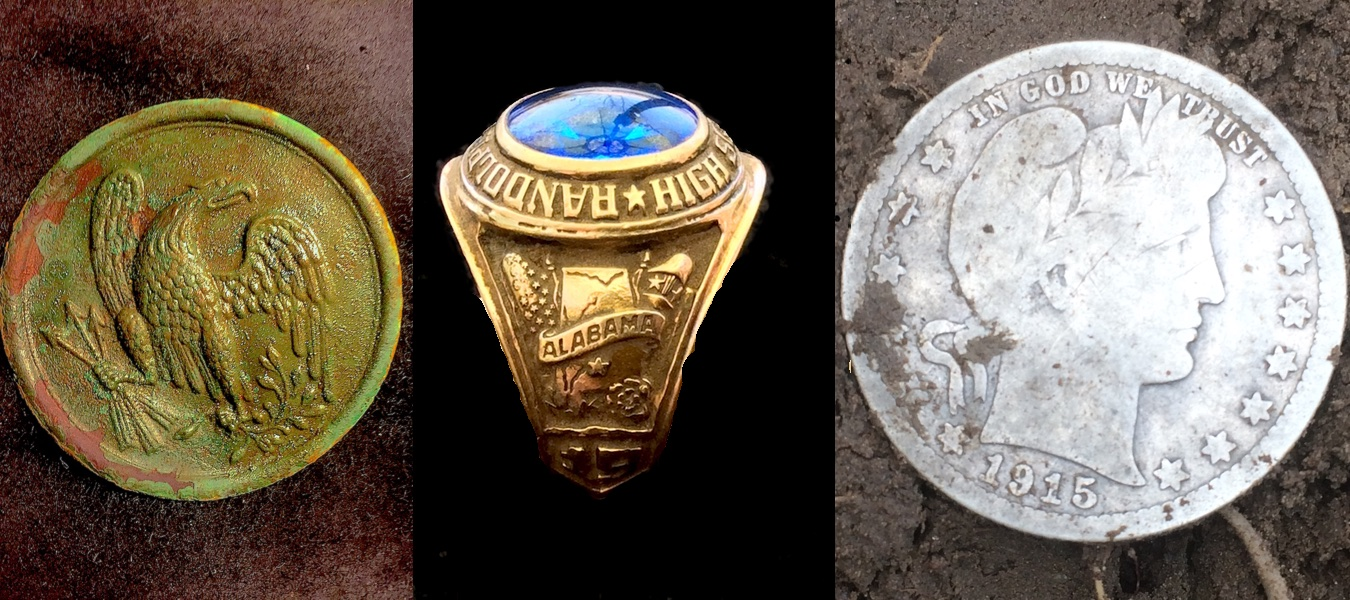 SUBMIT YOUR BEST METAL DETECTING FINDS