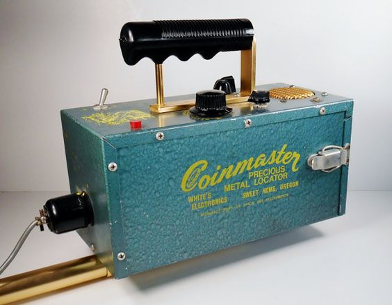 Throwback Thursday:  1980 White's Coinmaster TR