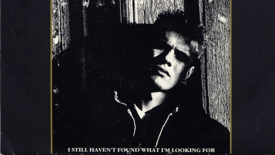 U2: Still Haven't Found What I'm Looking For