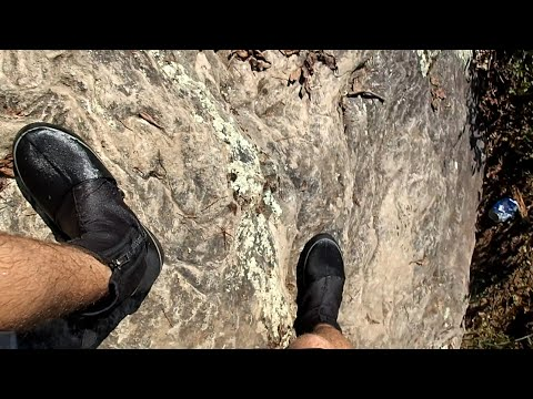 Discovered Lost Bag of Valuables and Climbed a Huge Rock!
