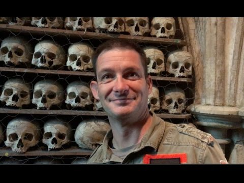In a Crypt of Skulls with Deep Digger Dan