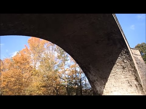 A Quick Tour Of Castleman's River Bridge Built 1813