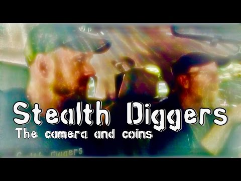 #162 The camera & coins – NH cellar hole metal detecting 1800's coins , relics & a camera