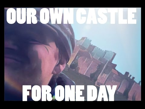 Our Own Castle For One Day! – History with Kris