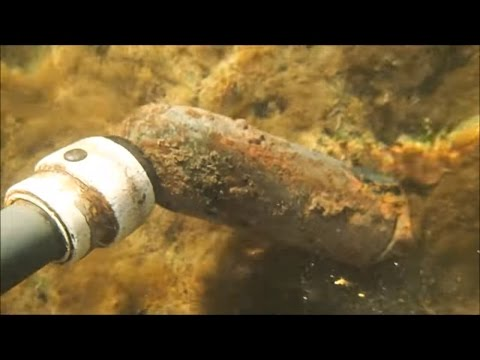Underwater Metal Detecting In The River: Relics And Moar!