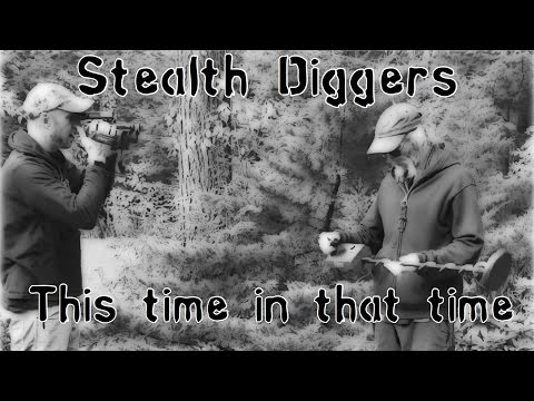 #160 This time in that time – metal detecting time travel – NH colonial sites coins