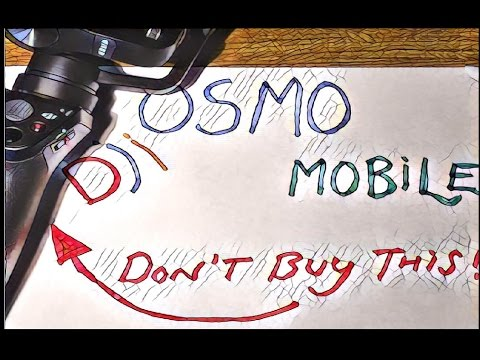 Dji Osmo Mobile Review -Tech Wednesday