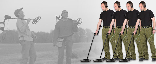 the history and practical uses of metal detectors The resolution of the experimental devices which he fabricated was however not good enough to be used at a practical  flaw-detectors,  history of ultrasound in.